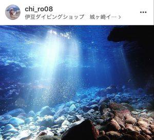 伊豆 ダイビング 城ヶ崎インディーズ